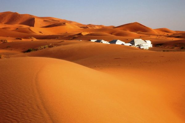 desert night morocco
